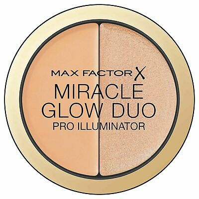 Max Factor Miracle Glow Duo Pro Illuminator - Highlighter - 20 Medium