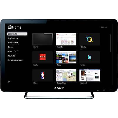 "Sony Google Internet TV Television 24"" 1080p NSX-24GT1"