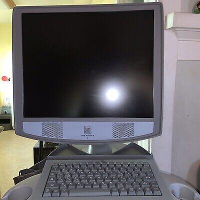 Zonare Z.one Smartcart 85000s-00 Diagnostic Ultrasound System