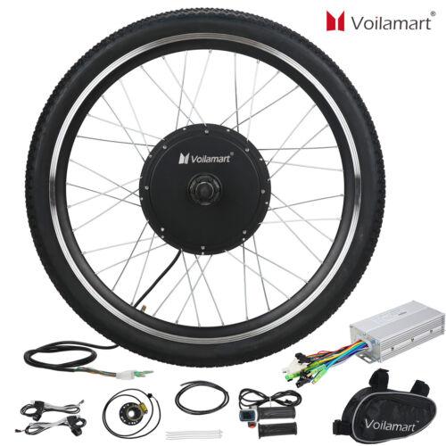 "Electric Bicycle 26"" Bike 36V 500W Front Wheel Motor Conversion Hub Kit Cycling"