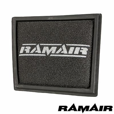 Ramair OEM Replacement Panel Foam Air Filter for Ford Fiesta 2008-2017