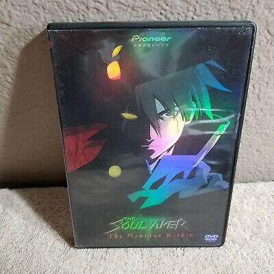 Soultaker -   Vol. 1: The Monster Within (DVD, 2002) - Soultaker Movie