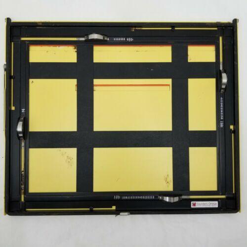 """Saunders Omega 11x14"""" Four-Blade Adjustable Precision Enlarging Easel"""