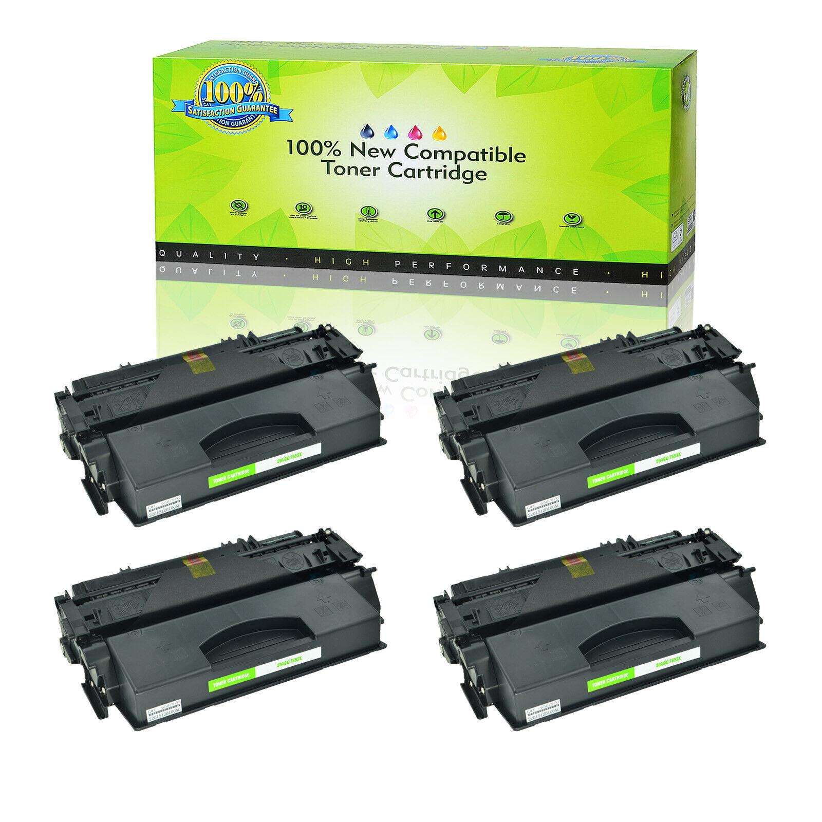 10 Q7553X 53X Q7553A M2727 P2015 New Toner Cartridge for HP