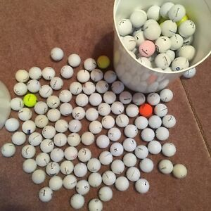 200 cleaned golf balls