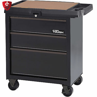 Rolling Tool Cabinet Box Storage Organizer Toolbox Drawer Garage Cart Chest