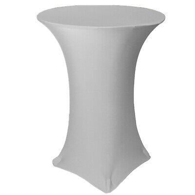 Your Chair Covers Highboy Cocktail Round Fitted Stretch Span