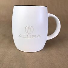 Acura White Coffee Mug Tea Cup TLX MDX RDX ILX NSX Honda ...
