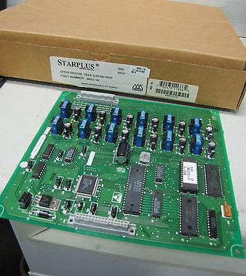 (VODAVI LG STARPLUS SPDIII DIGITAL TELEPHONE EXPANSION BOARD V300 DTIBE 9032-10)