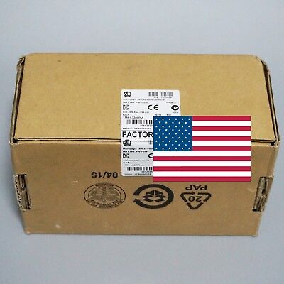 20178 Us Stock New Allen-bradley Micrologix1400 32point Controller 1766-l32awaa