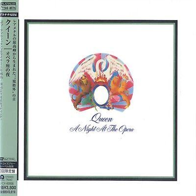 Queen   Night At The Opera   Japan Mini Lp Platinum Shm   Uicy 40006   Brand New