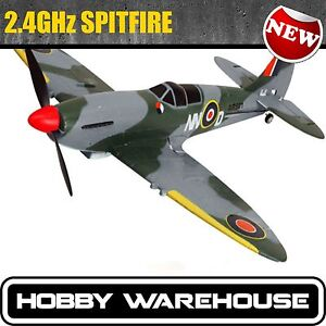 RC-Plane-Spitfire-Warbird-4CH-2-4Ghz-RTF-WW2-Fighter-Nine-Eagles