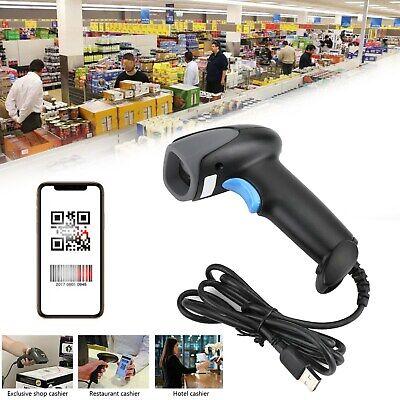 M930 Intelligent 1d2d Usb Port Laser Barcode Scanner Bar Code Reader Pos Data