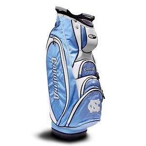 New Team Golf Ncaa North Carolina Tar Heels Victory Cart Bag