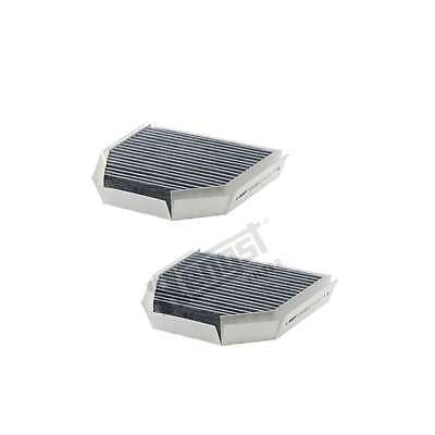 Genuine OE Quality Hella Hengst Activated Carbon Cabin Filter - E1919LC-2