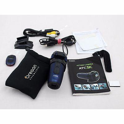 Oregon Scientific ATC 5K Waterproof Action Cam Flash Memory Video Recorder
