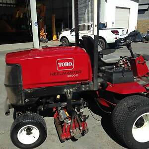 Toro 6500 Fairway Mower Redcliffe Belmont Area Preview