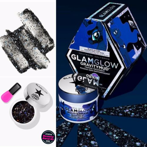 GlamGlow Gravitymud Firming Face Mask - My Little Pony Black
