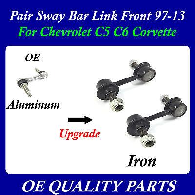 1997-2013 Chevrolet C5 C6 Corvette Genuine GM Updated Sway Bar End Link Set Of 4