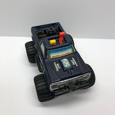 Vintage 1983 Playskool Bigfoot 4x4x4 Battery Operated Truck