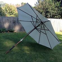 Garden umbrella & stand Pymble Ku-ring-gai Area Preview