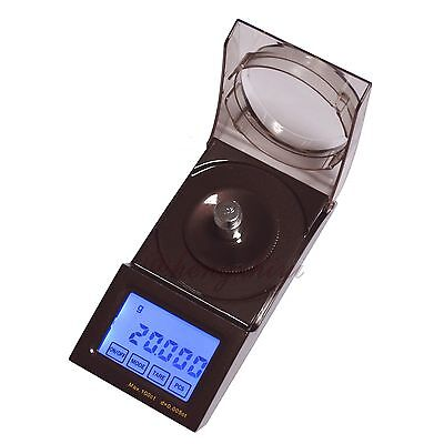 20g x 0.001g Precision Touch Screen Jewelry Carat Scale 100ct Pocket Gem Balance