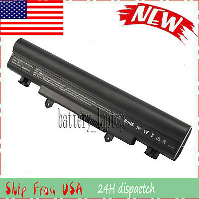 Battery For Acer Aspire E 15 Touch E5-571P-55TL Z5WAH NX.MMSAA.012 AL14A32