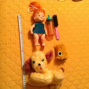 #4 Vintage Stuffed doll Dog  girl Over 56 years old Cleveland Redland Area Preview