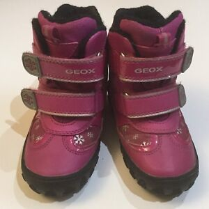 Girl's Geox Boots