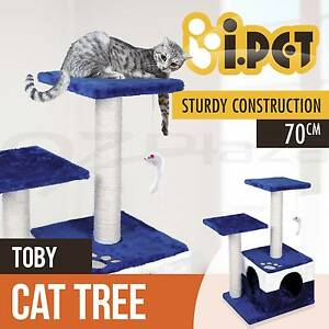 Cat Scratching Post Tree Scratcher Pole Furniture Gym House Toy Adelaide CBD Adelaide City Preview