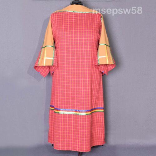 2XL Womens Traditional T Dress powwow dance regalia native attire ribbon tdxxlrp