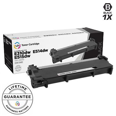 Compatible Dell 593-BBKD / P7RMX High Yield Black Laser