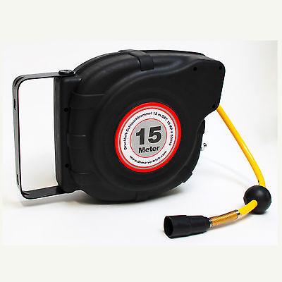 911816 Druckluft Schlauchtrommel Druckluftschlauchtrommel Trommel 15 Meter