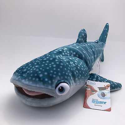 "Disney Store Destiny Finding Dory 22"" Large Plush Nemo Stuff Animal Toy Retired"