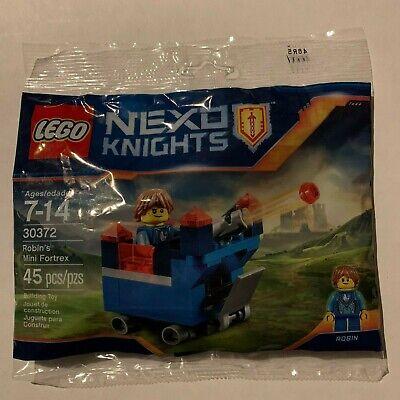Lego 30372 NEXO KNIGHTS Robin's Mini Fortrex Polybag