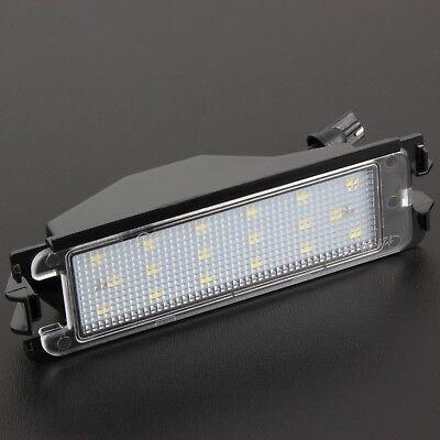 LED Kennzeichenbeleuchtung für DACIA Logan BJ 08-16 | Sandero BJ 09-16 [73503]