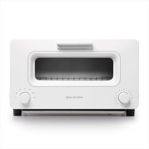 NEW BALMUDA The Toaster Oven Steam White K01A-WS Cooker AC10