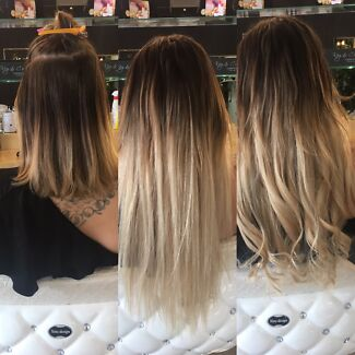 Weave hair extensions in gold coast region qld gumtree 290 300 weave tape and micro remy hair extensions pmusecretfo Image collections