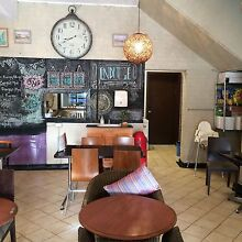 Small cafe and residence for sale Granville Granville Parramatta Area Preview