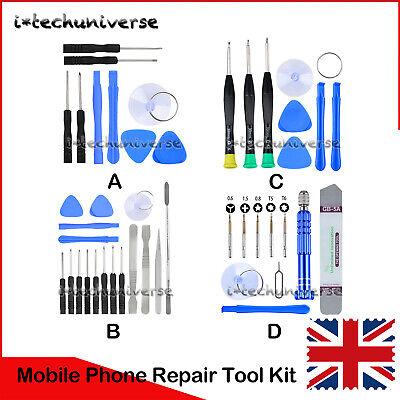 Mobile Phone Repair Tool Kit For Apple iPhone iPad Screwdriver Set Opening Tools