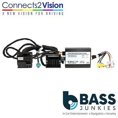 For Mercedes C-Class 2011> Additional Camera Add On Car Interface CAM-MB1-AD