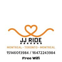 ||| Montreal to Toronto Everyday 8:00Am/9:30am Free Wifi |||