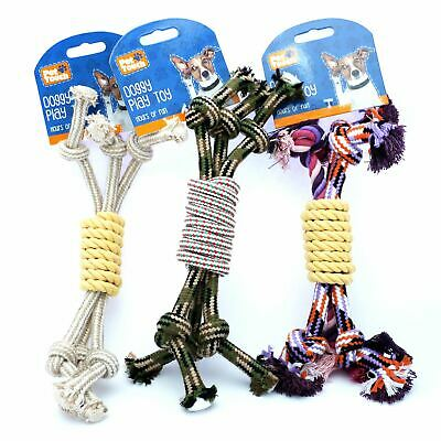 Dog Toy Rope Tugger
