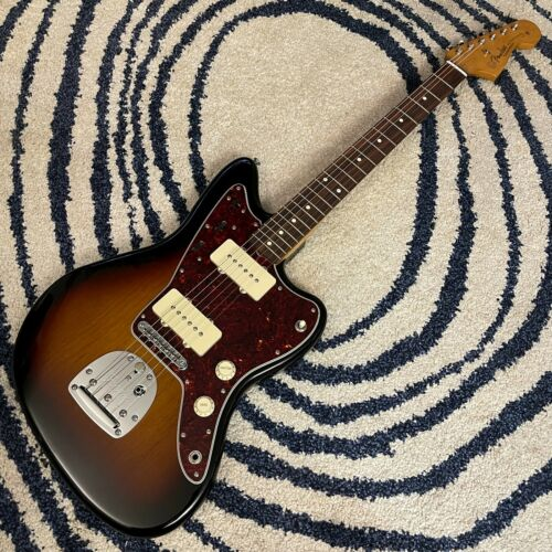 2012 Fender Classic Player Jazzmaster Special 3C Sunburst UPGRADES Gig Bag