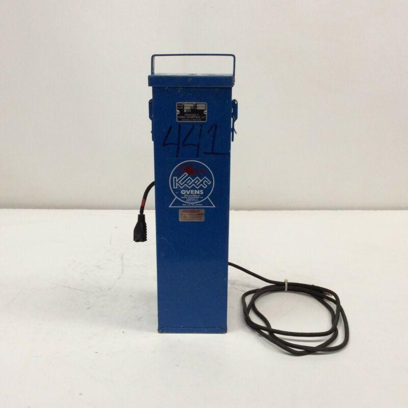 Keen KT-15RL Portable Welding Rod Oven (120V)