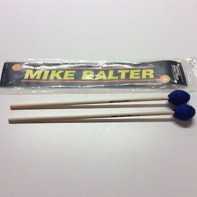 Mike Balter MBB2B MBB2 Balter Basics Mallet Blue Med