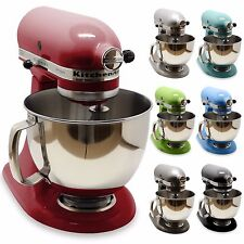 NEW KitchenAid Artisan KSM150PS 5-Qt Tilt-Head Stand Mixer with Pouring Shield