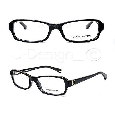 Emporio Armani EA 3016 5017 Eyeglasses Rx Eyewear - New Authentic