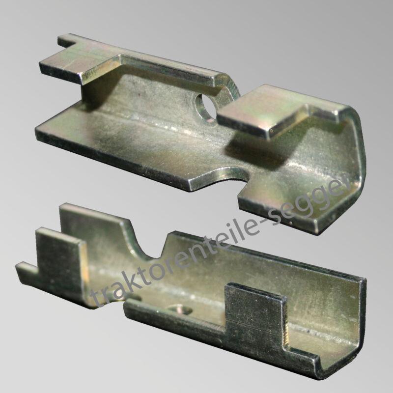 Satz Lampenhalter für Deutz 06 Blink- und Rückleuchte hinten Traktor Schlepper k Foto 1