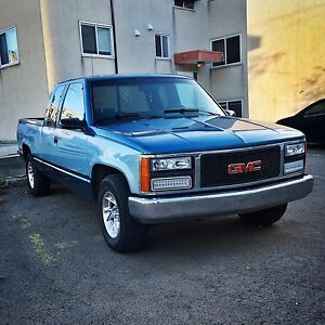 88-98 Gmc/Chevy C1500 parts